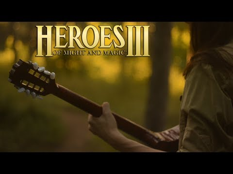 Heroes of Might and Magic III - Rampart theme - Cover by Dryante